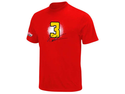 Helio Castroneves Racing Mens Spraypaint Driver T-Shirt