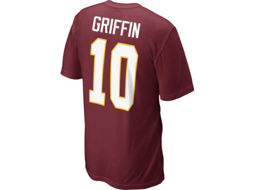 Washington Redskins Robert Griffin III VF Licensed Sports Group NFL Men's Eligible Receiver T-Shirt