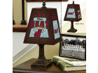 Miami Heat Art Glass Table Lamp Bed & Bath