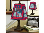 Los Angeles Clippers Art Glass Table Lamp Bed & Bath