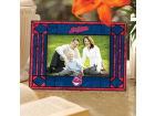 Cleveland Indians Art Glass Picture Frame Bed & Bath