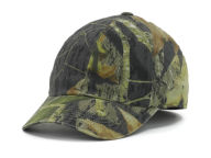 Top of the World Mossy Oak Relaxed Stretch Fit Cap Stretch Fitted Hats