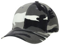 Top of the World Camo Home Run 2012 Stretch Fitted Hats
