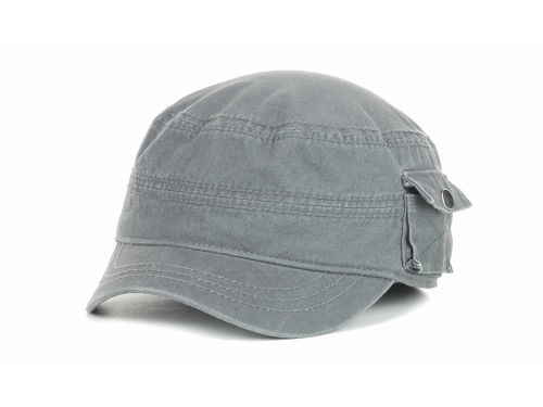 LIDS Private Label PL Stitched Seam Military With Pocket Hats