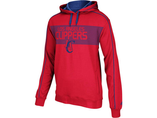 Los Angeles Clippers adidas NBA Showtime Pullover Hoodies