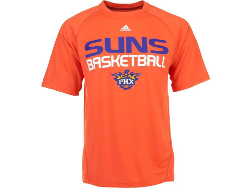Phoenix Suns adidas NBA Stacked High Climalite T-Shirt