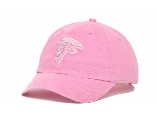 Atlanta Falcons '47 Brand NFL Womens Clean Up Cap Hats