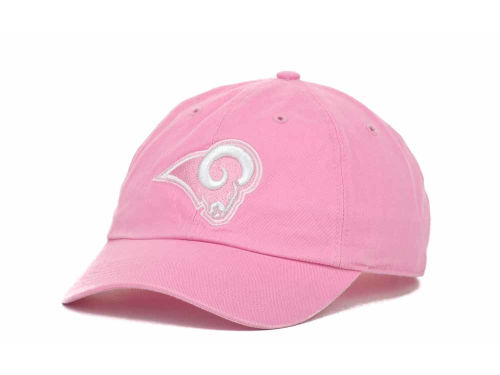 St. Louis Rams '47 Brand NFL Womens Clean Up Cap Hats