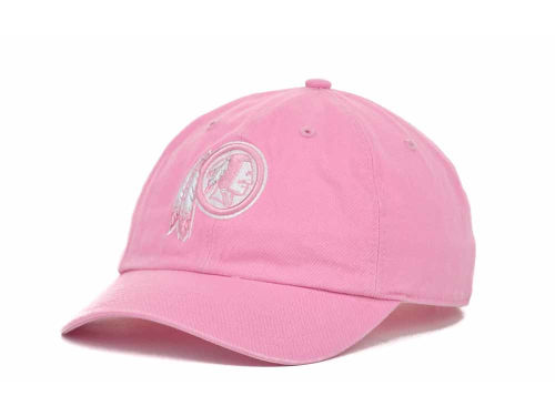 Washington Redskins '47 Brand NFL Womens Clean Up Cap Hats