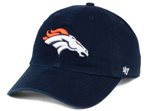 Denver Broncos '47 NFL Clean Up Cap Hats
