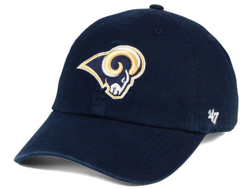 Los Angeles Rams '47 NFL Clean Up Cap Hats