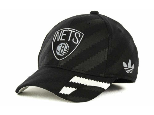 Brooklyn Nets adidas NBA Groove Flex Cap Hats