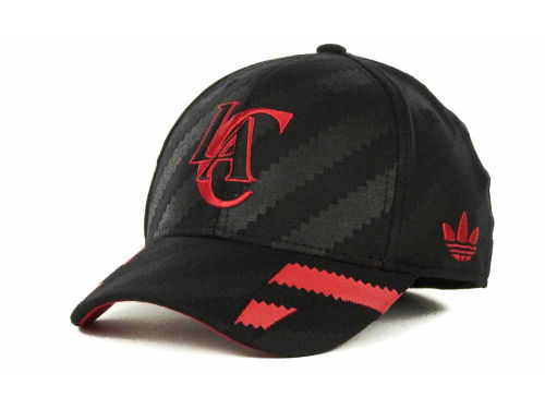 Los Angeles Clippers adidas NBA Groove Flex Cap Hats