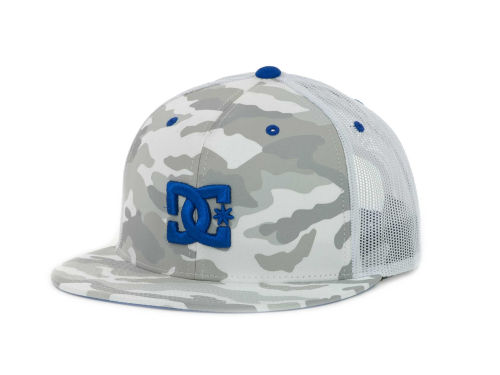 DC Shoes Covert Trucker Cap Hats