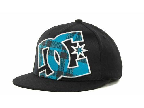 DC Shoes Covering It Flex Cap Hats
