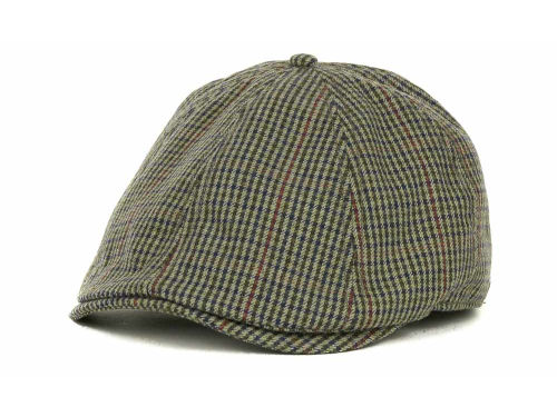 Ben Sherman Dogstooth Driving Cap Hats