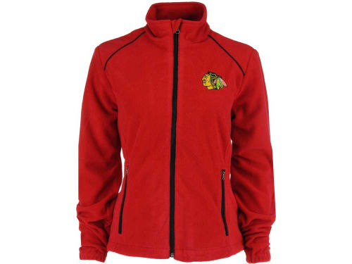 Chicago Blackhawks GIII NHL Womens Alpine Full Zip Jacket