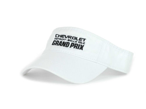 Chevrolet Detroit Belle Isle Grand Prix Racing Event Mens Visor Hats