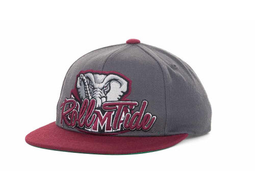 Alabama Crimson Tide Top of the World NCAA Cosigner Youth Snapback Cap Hats
