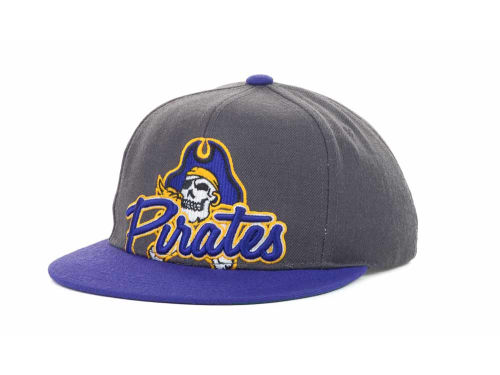 East Carolina Pirates Top of the World NCAA Cosigner Youth Snapback Cap Hats