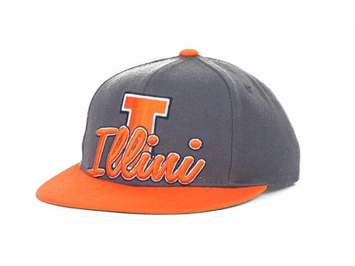 Illinois Fighting Illini Top of the World NCAA Cosigner Youth Snapback Cap Hats