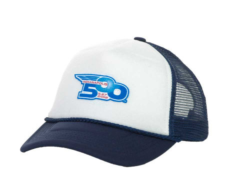 Indianapolis 500 Racing Event Foam Trucker Hats