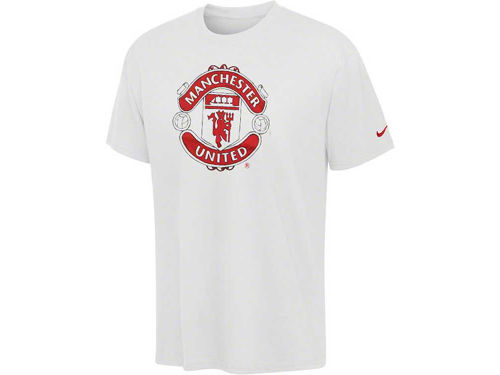 Manchester United Nike MLS Basic Core T-Shirt 2012