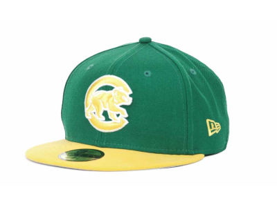 Chicago Cubs MLB 2T Custom 59FIFTY Hats