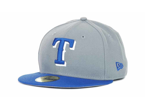 Texas Rangers New Era MLB 2T Custom 59FIFTY Hats