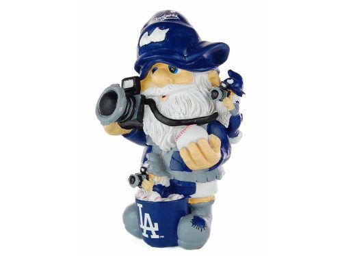 Los Angeles Dodgers Forever Collectibles Second String Thematic Gnome