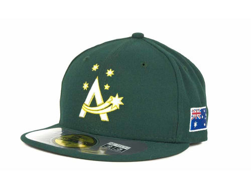 Australia New Era 2013 World Baseball Classic 59FIFTY Cap Hats