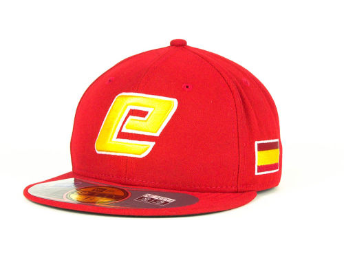 Spain New Era 2013 World Baseball Classic 59FIFTY Cap Hats