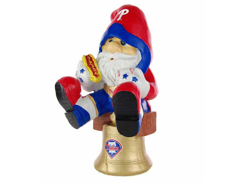 Philadelphia Phillies Forever Collectibles Second String Thematic Gnome