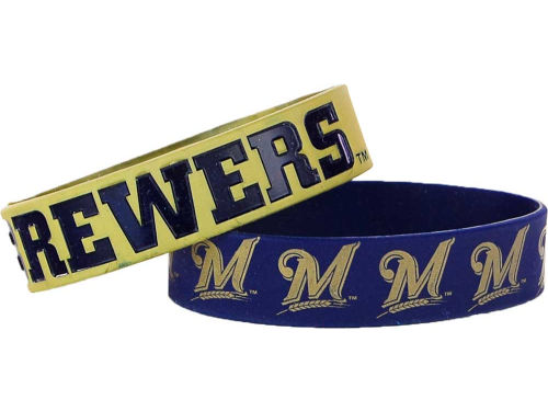 Milwaukee Brewers 2pk Phat Bandz