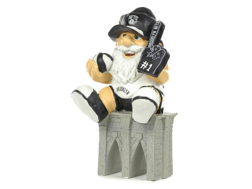 Brooklyn Nets Forever Collectibles Second String Thematic Gnome