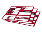 Miami Heat Gift Sticker Home Office & School Supplies