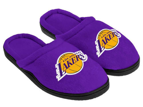 Los Angeles Lakers Cupped Sole Slippers