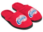 Los Angeles Clippers Forever Collectibles Cupped Sole Slippers Apparel & Accessories