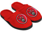 Toronto Raptors Cupped Sole Slippers Apparel & Accessories