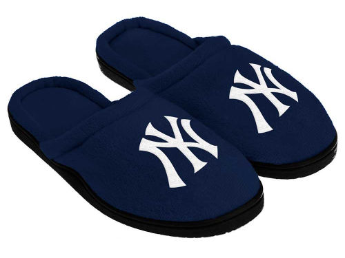 New York Yankees Cupped Sole Slippers