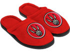 Toronto Raptors Forever Collectibles Cupped Sole Slippers Apparel & Accessories