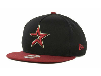 Houston Astros MLB Frame It Snapback 9FIFTY Cap Hats