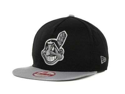 Cleveland Indians MLB Frame It Snapback 9FIFTY Cap Hats