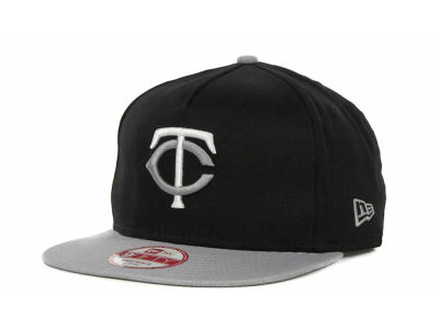 Minnesota Twins MLB Frame It Snapback 9FIFTY Cap Hats
