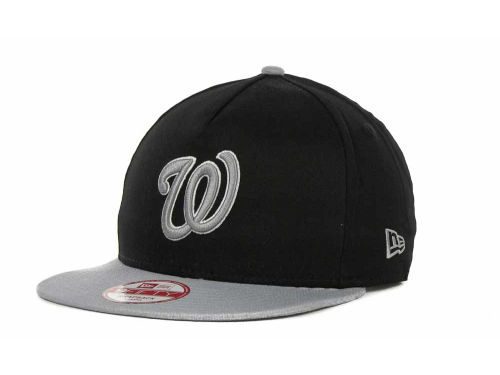 Washington Nationals New Era MLB Frame It Snapback 9FIFTY Cap Hats