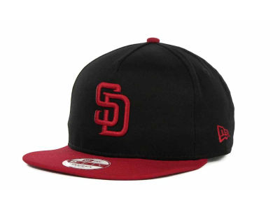 San Diego Padres MLB Frame It Snapback 9FIFTY Cap Hats