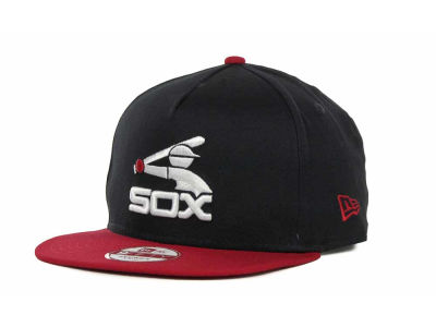 Chicago White Sox MLB Frame It Snapback 9FIFTY Cap Hats