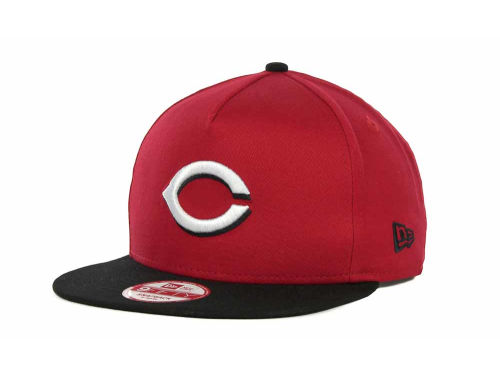 Cincinnati Reds New Era MLB Frame It Snapback 9FIFTY Cap Hats