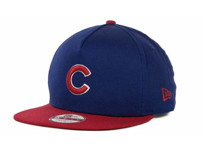 Chicago Cubs MLB Frame It Snapback 9FIFTY Cap Hats