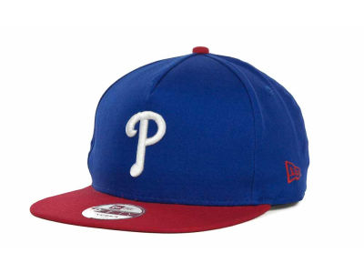 Philadelphia Phillies MLB Frame It Snapback 9FIFTY Cap Hats
